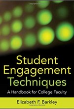 Student Engagement Techniques Book Cover