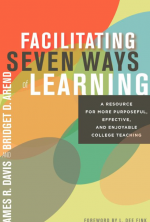 Facilitating Seven Ways of Learning Book Jacket
