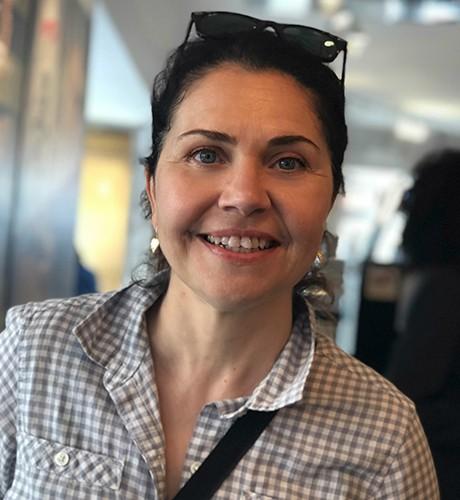 Carmen Taleghani-Nikazm